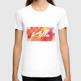 Killa Florals T-shirt