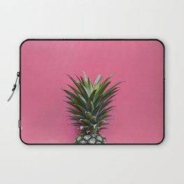 Pink Pineapple Laptop Sleeve