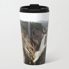 YELLOWSTONE WATERFALLSS Travel Mug