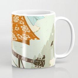 CABIN DOG Coffee Mug