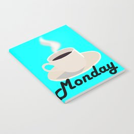 Monday coffee Notebook