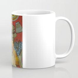 Haines, Stephen Dedalus and Buck Mulligan Coffee Mug