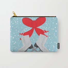 Winter Skates Carry-All Pouch