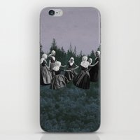 dancing iPhone & iPod Skins featuring DANCING. by Mrs Araneae