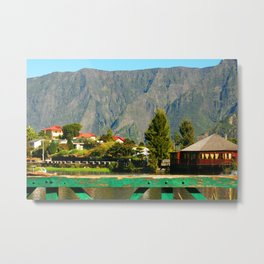 Reunion Island, Indian Ocean (3) Metal Print