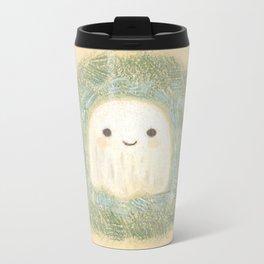 Little ghost Metal Travel Mug