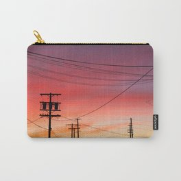 LA Sunset Carry-All Pouch