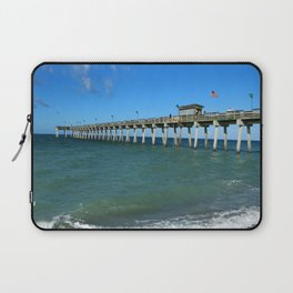 Winter In Florida Laptop Sleeve