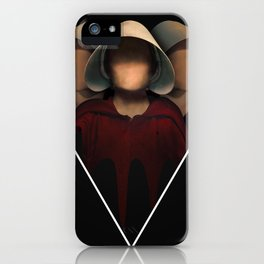 Handmaid's Tale iPhone Case
