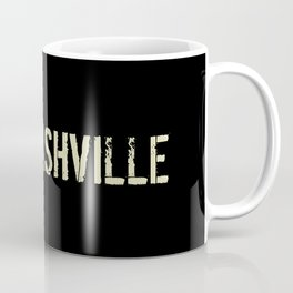 Black Flag: Nashville Coffee Mug