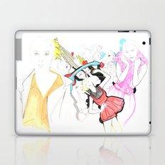 Whe love Fashion Laptop & iPad Skin