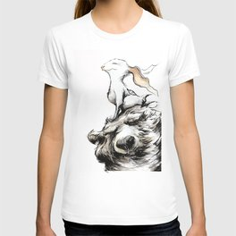 Feel the wind in your ears T-shirt