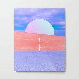 Biss Metal Print