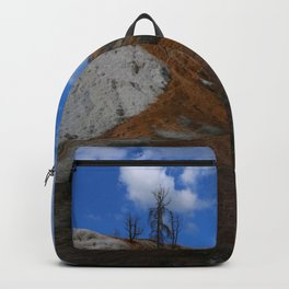 Mammoth Hot Spring Colors Backpack