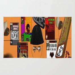 Koto Immortal and New Shadow Alert (artwork) Rug