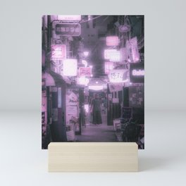 Tokyo Nostalgic / Shinjuku Kabukicho Street Photography Mini Art Print