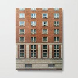 Find an open window Metal Print