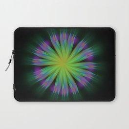 Sonic Bloom Laptop Sleeve