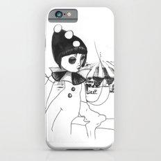 Pierrot the clown iPhone 6s Slim Case