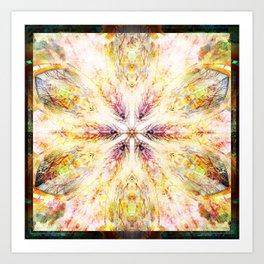 Borg Ecstacy Hivemind Trance Art Print
