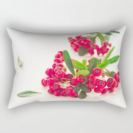 Red fruit Rectangular Pillow