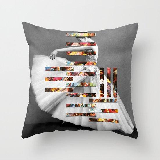 Extremities Throw Pillow