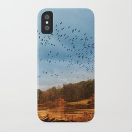 Good Migrations iPhone Case
