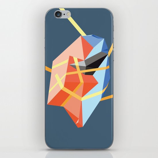 Held in Place iPhone & iPod Skin