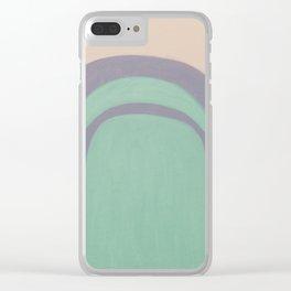 Minimalism Clear iPhone Case
