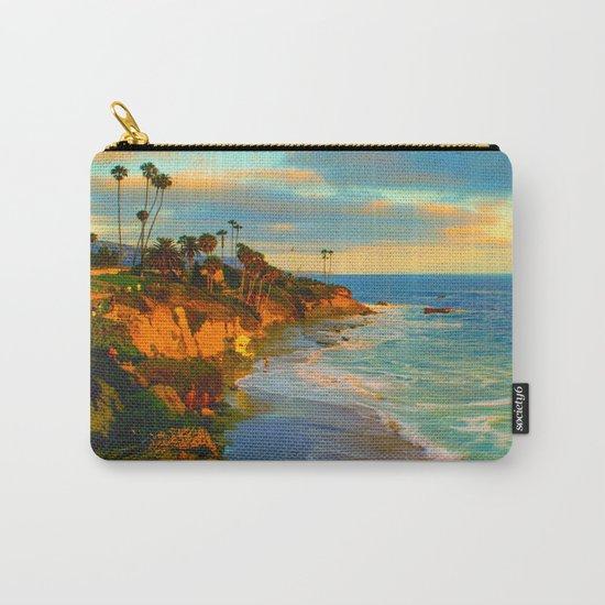 Laguna Beach California Carry-All Pouch
