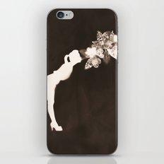Negative Kiss iPhone & iPod Skin