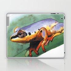 rana del madagascar 2 Laptop & iPad Skin
