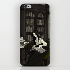 Asenath iPhone Skin