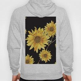 Sunflower Pattern 2 Hoody