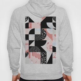 Surreal Geometry I. / Shapes and Texture Hoody
