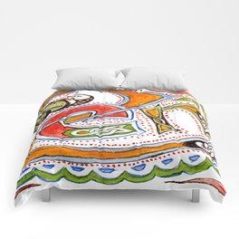 Zen-enluminure-celtic Comforters