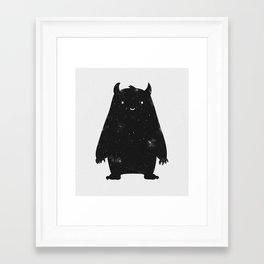 Mr. Cosmos Framed Art Print