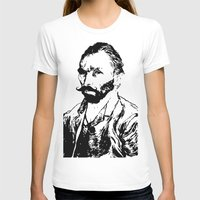 van gogh T-shirts featuring Van Gogh by ISHTAR