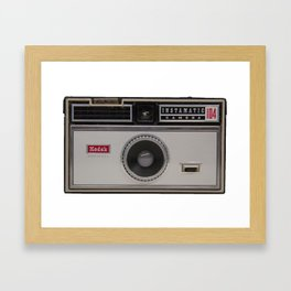 Instamatic Camera 3 Framed Art Print