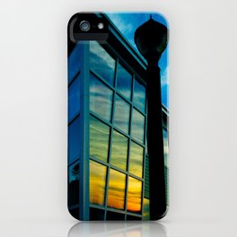 Harbor Scenes iPhone Case