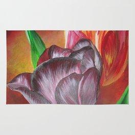 Two Tulips Rug