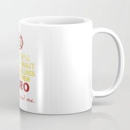 FIREFIGHTER'S DAUGHTER Coffee Mug