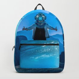20,000 Leagues Under the Sea (SQUARE) Backpack