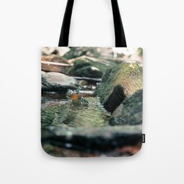 Old Mill Site Tote Bag