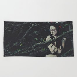 Tree Cage Beach Towel