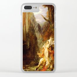 Centaur Clear iPhone Cases | Society6