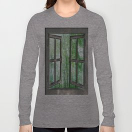 WINDOW TO NATURE Long Sleeve T-shirt
