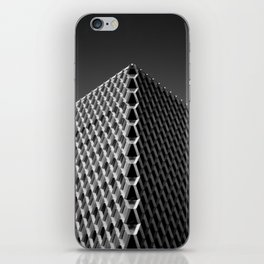 frequency.mono iPhone Skin