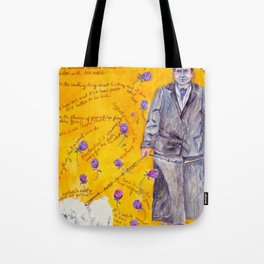Gertrude Stein Tote Bag