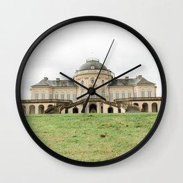Solitude Palace Wall Clock
